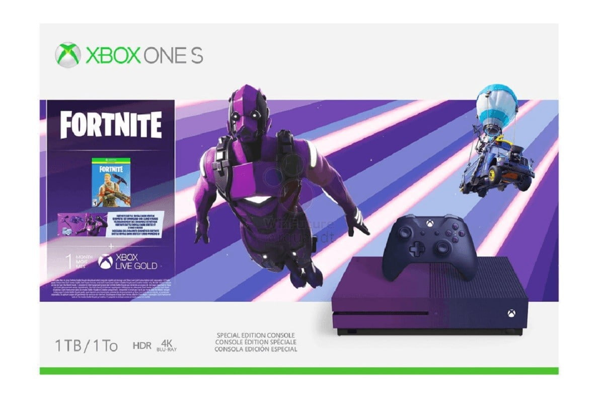 xbox one s fortnite limited edition leaks 4