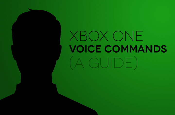 xbox one voice commands header image