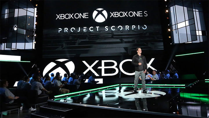 xbox playstation want to be like iphone project scorpio