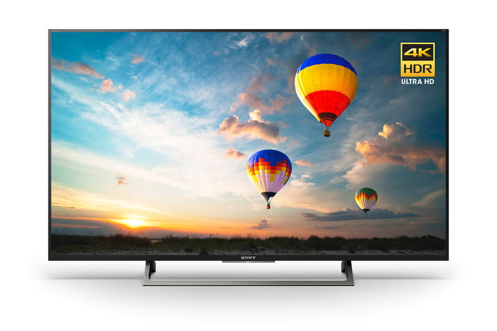 sony 2017 4k hdr ultra hd tv lineup pricing availability specs xbr x800e 55 hero blk dsil uslt