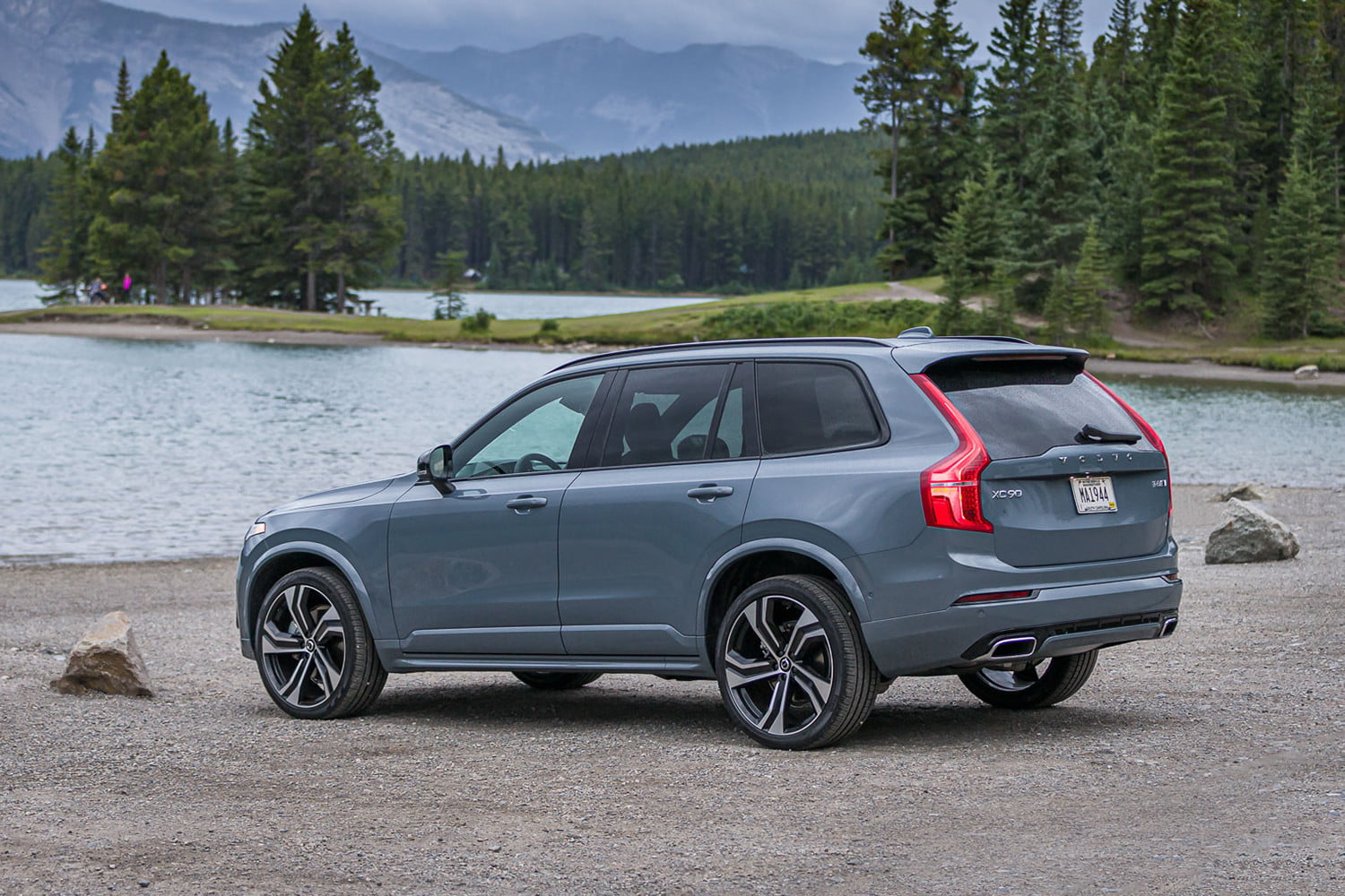 changes and updates volvo is making in its 2020 lineup xc90 r 8741