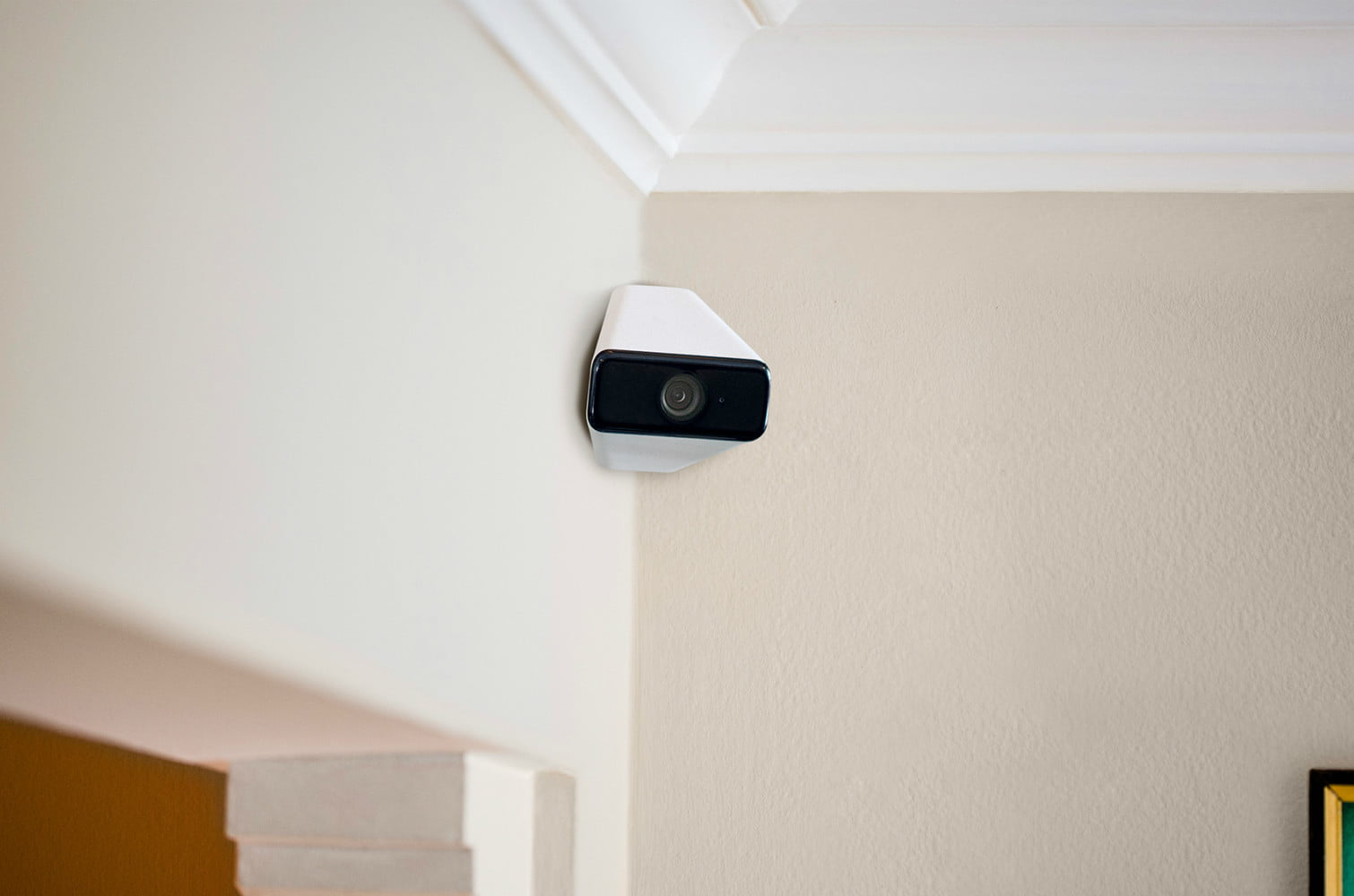 spy on your pets with comcast xfinity camera ai powered pet filter mounted in home