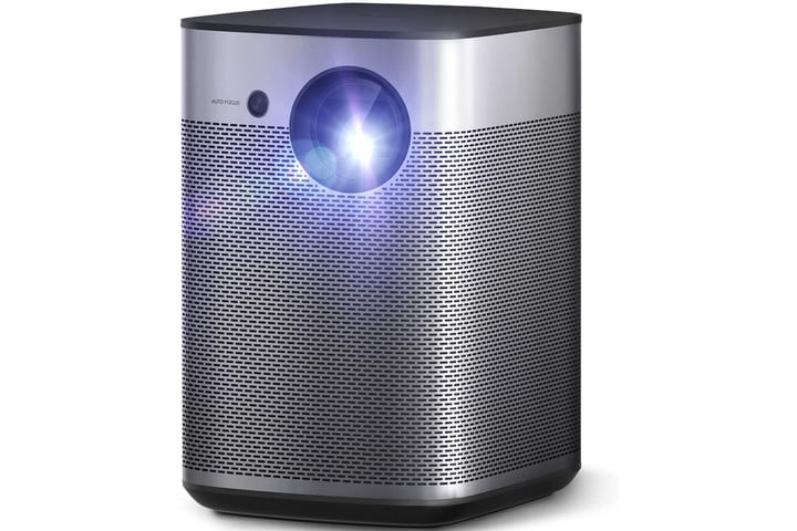 The XGIMI Halo portable projector.