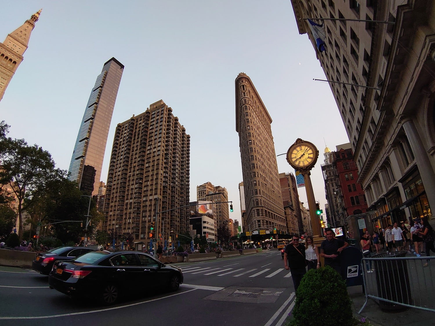 sony xperia 1 review wide angle