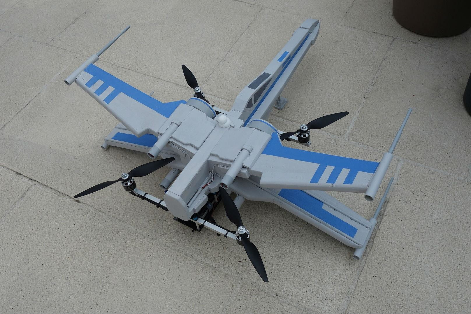 x wing drone star wars xwing3