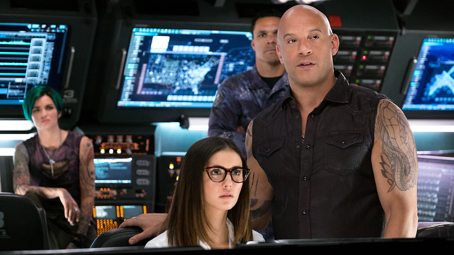 XXX Return Of Xander Cage review
