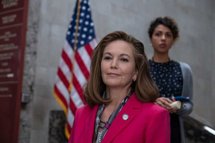 Diane LAne in a scene from Y: The Last Man.