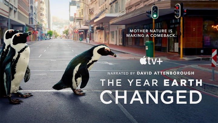 The Year Earth Changed poster.