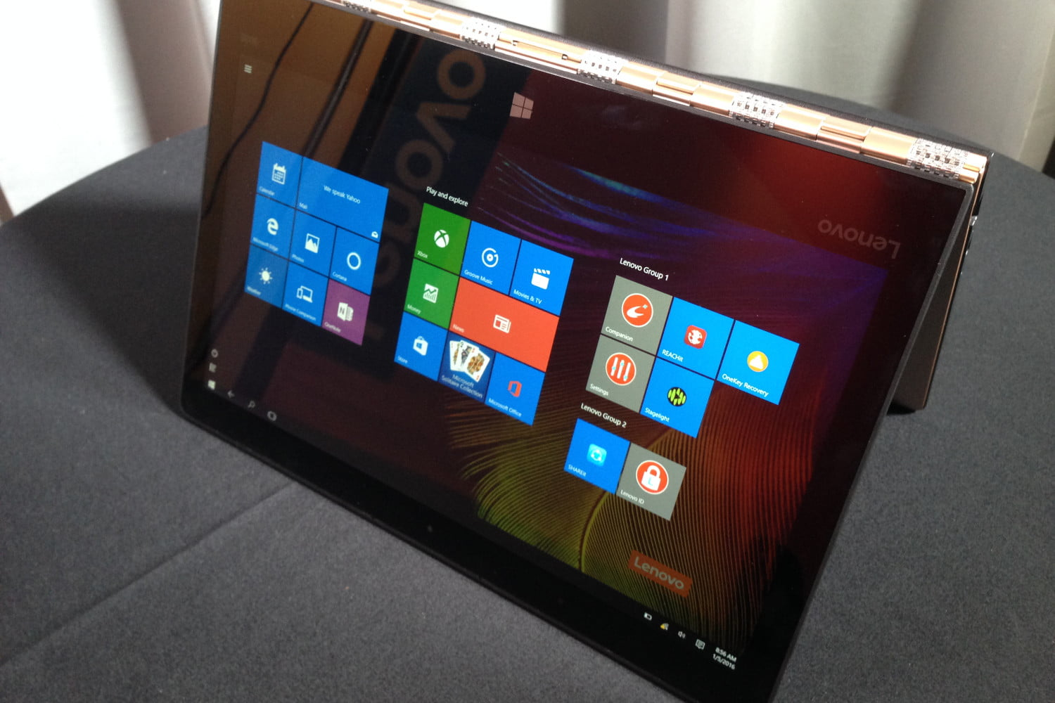 lenovo yoga 900s hands on yoga900s 4