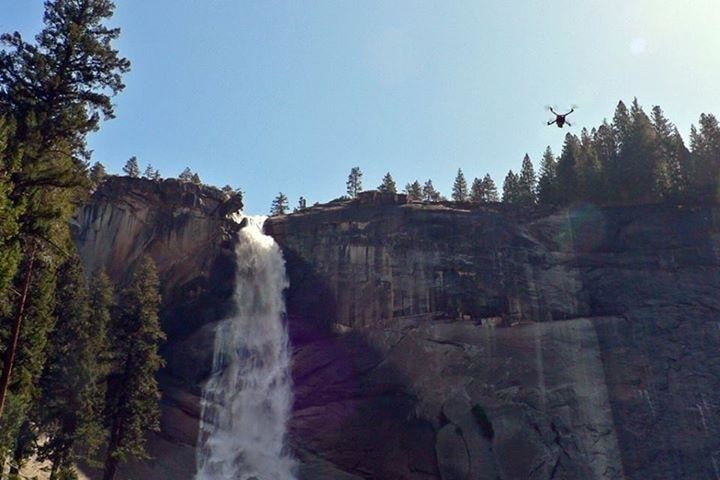 yosemite national park officials tell videographers leave drones home drone 2