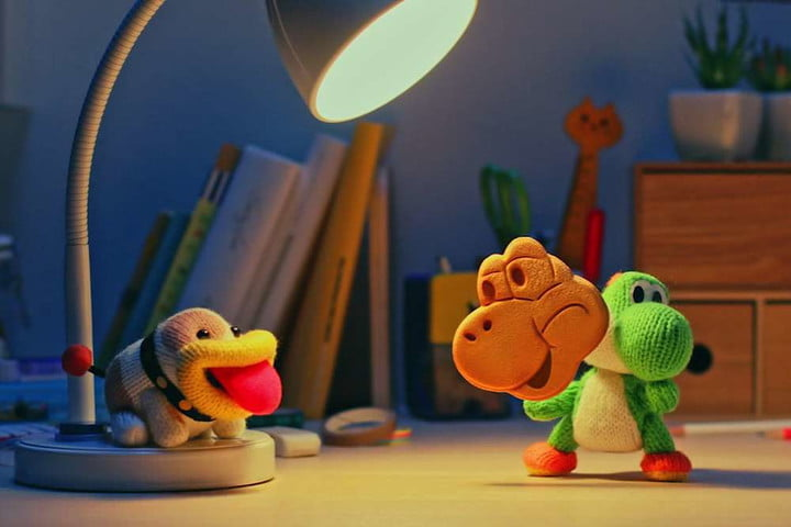yoshis woolly world coming to nintendo 3ds with new features poochy yoshipooch