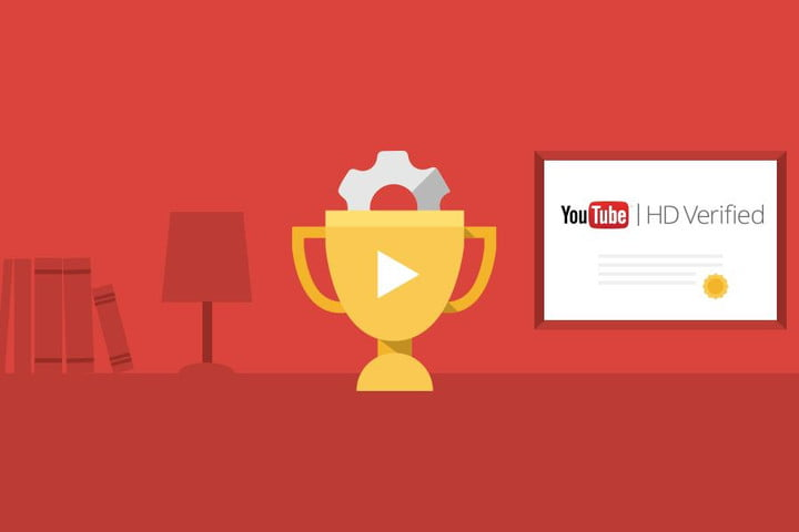 google launches video quality report youtube hd verified isp