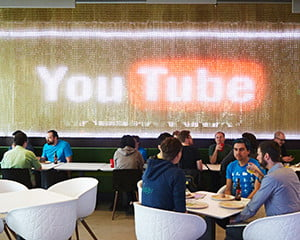 snapchat adds group video chats youtube headquarters rec