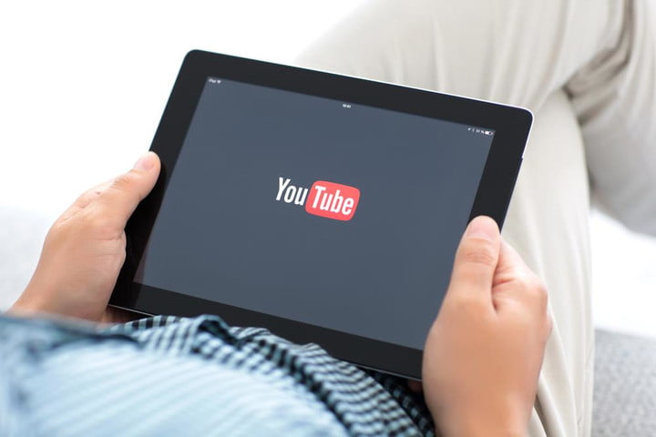 youtube videos 2015 popular on a tablet
