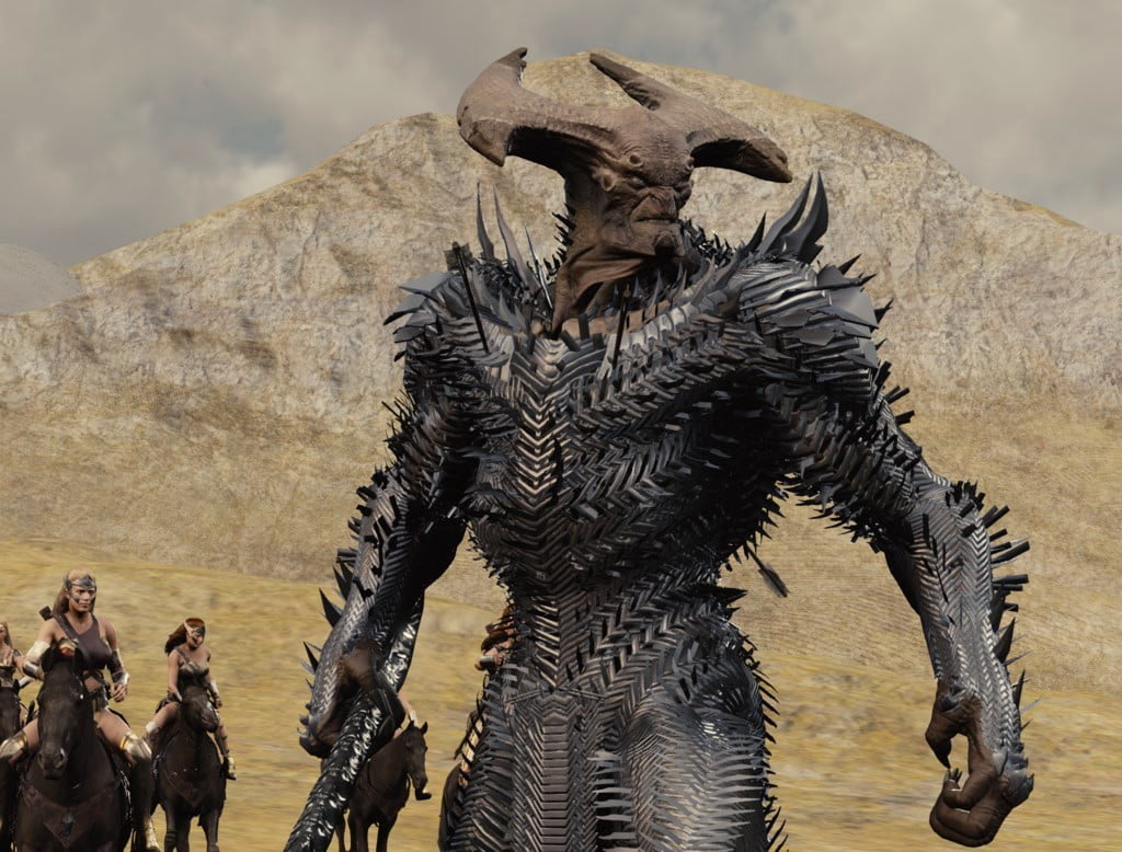 zack snyders justice league visual effects snyder steppenwolf har shots ta 2090 89 1039