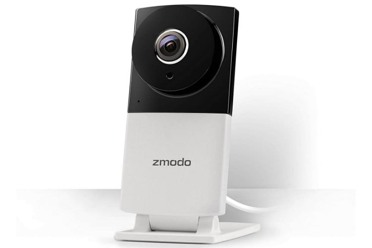 amazon daily deal kasa and zmodo security cameras sight 180 c home camera 1