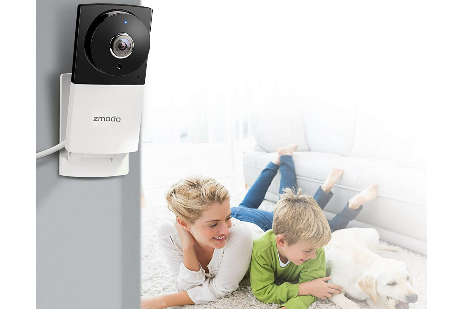 amazon daily deal kasa and zmodo security cameras sight 180 c home camera 2