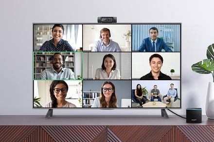 How to do two-way Zoom calling on an Amazon Fire TV Cube